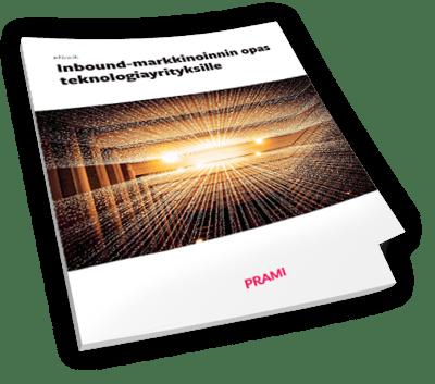 Inbound-markkinoinnin opas teknologiayrityksille [eBook]