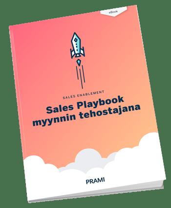 Sales Playbook myynnin tehostajana [eBook]
